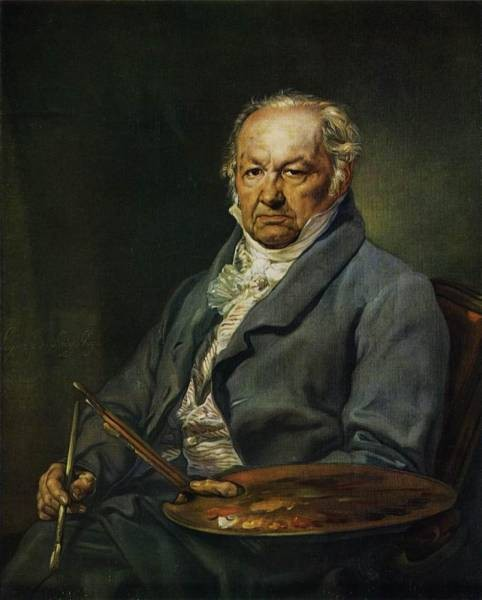 The Painter Francisco De Goya